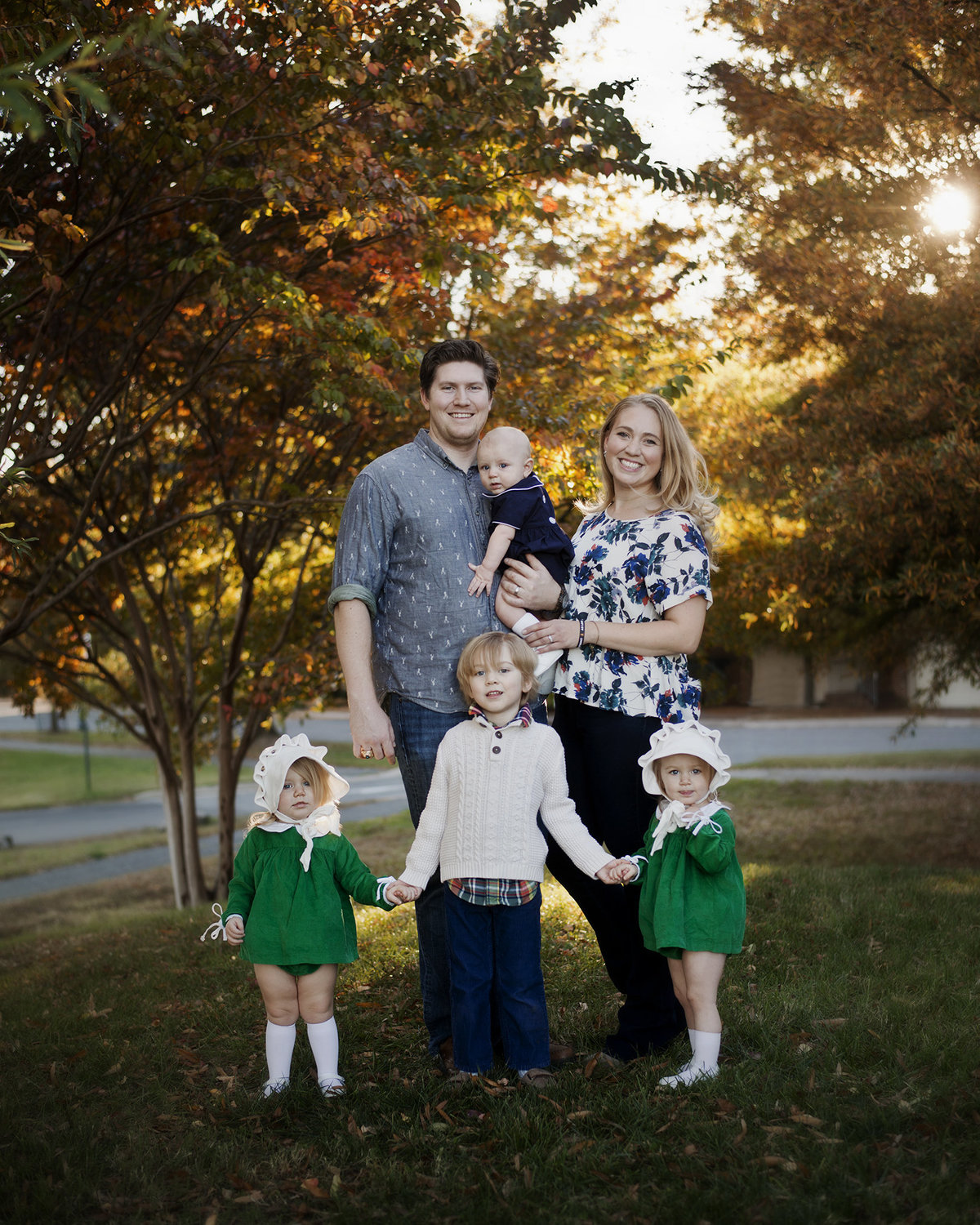 Cameron Station Family Photographer