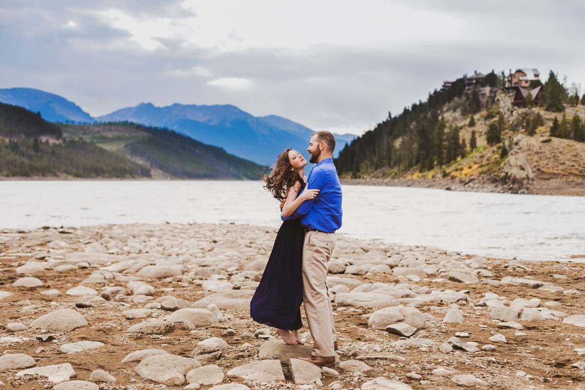 mountain engagement pics