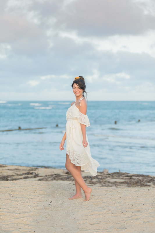 243 Oahu Senior Portraits