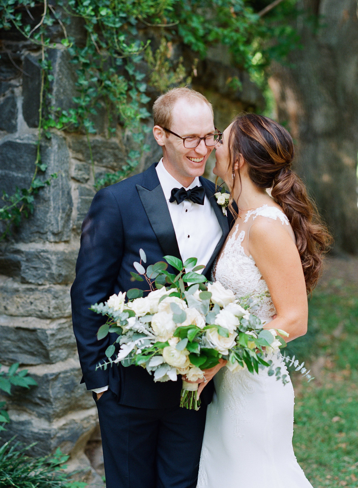 Elegant Bride & Groom in Piedmont Park