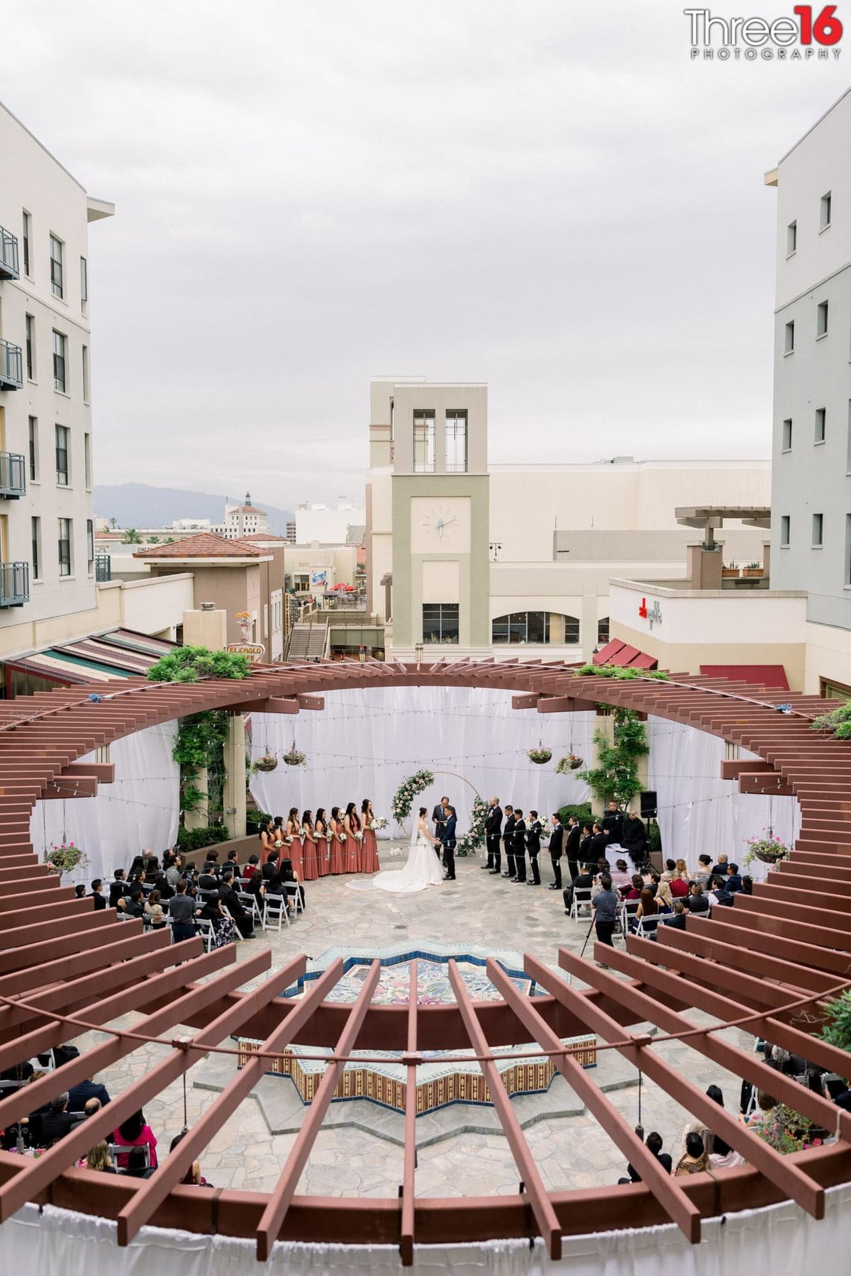 Pasadena LA Noor Weddings Venue Photographer
