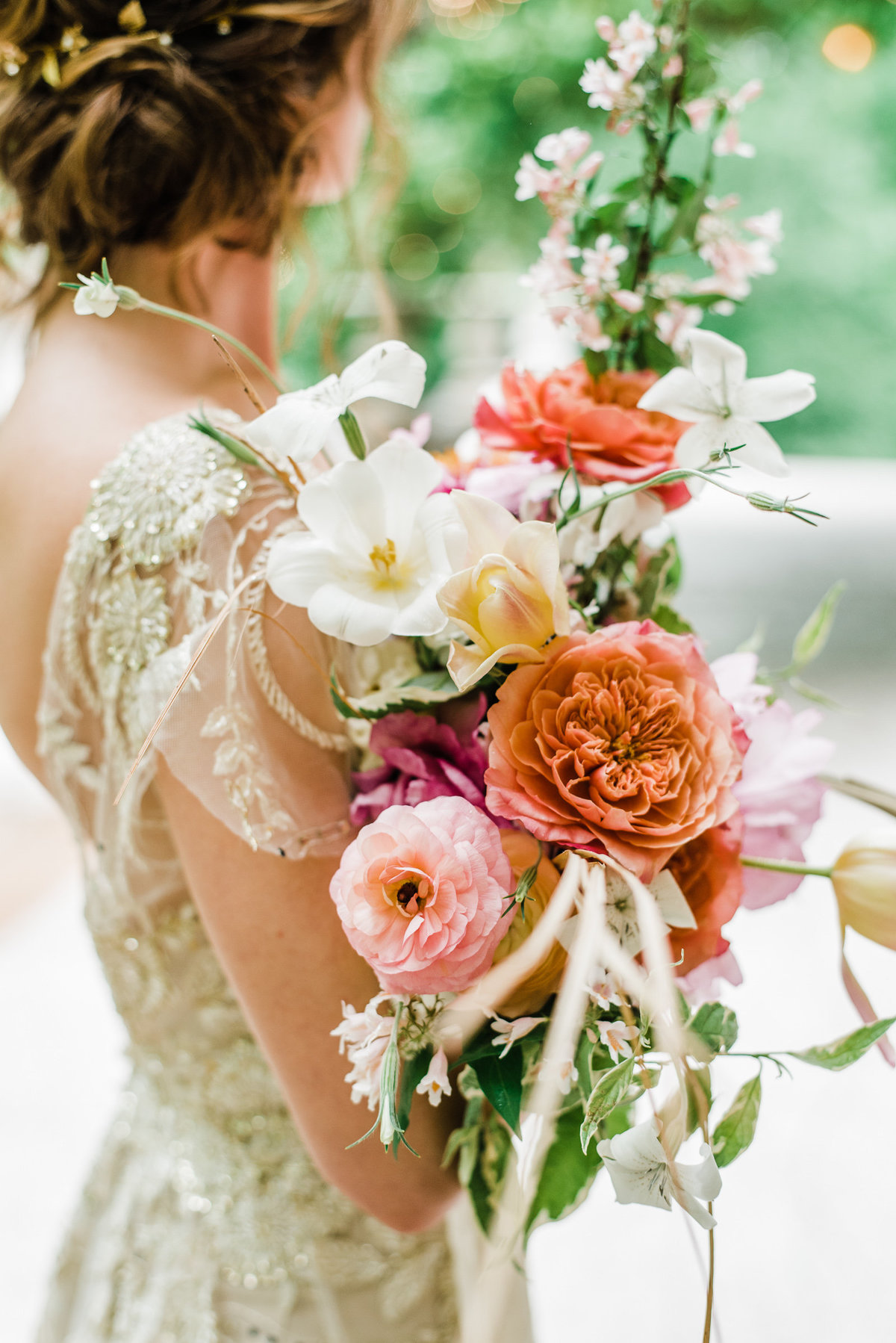 Baltimore  Maryland Fine Art Wedding  Megan Harris Photography