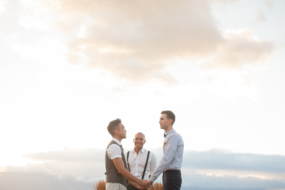 same sex Wedding Photography Hawaii