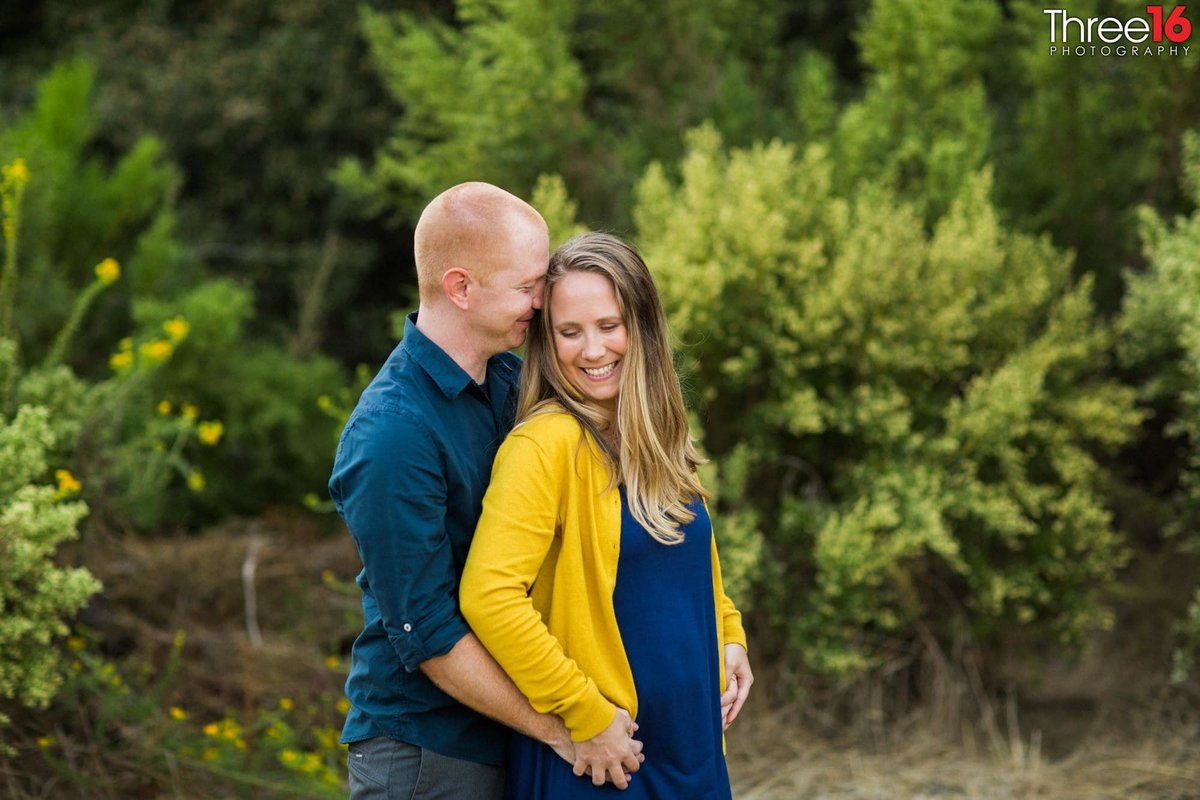 Laguna Coast Wilderness Park Engagement Orange County Beach_2