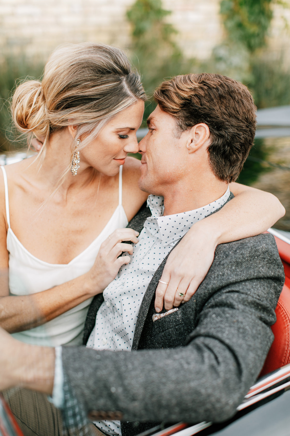 Magdalena Studios Bohemian Stylish and Chic Fall Wedding at Terrain Anthropologie_40