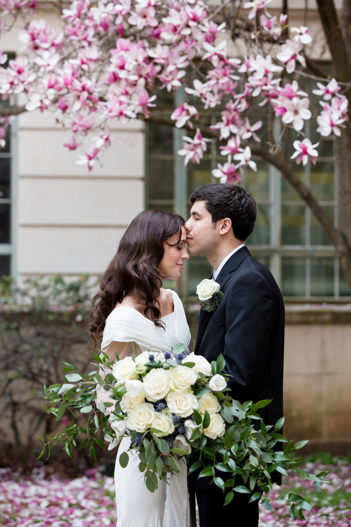 spring wedding in austin