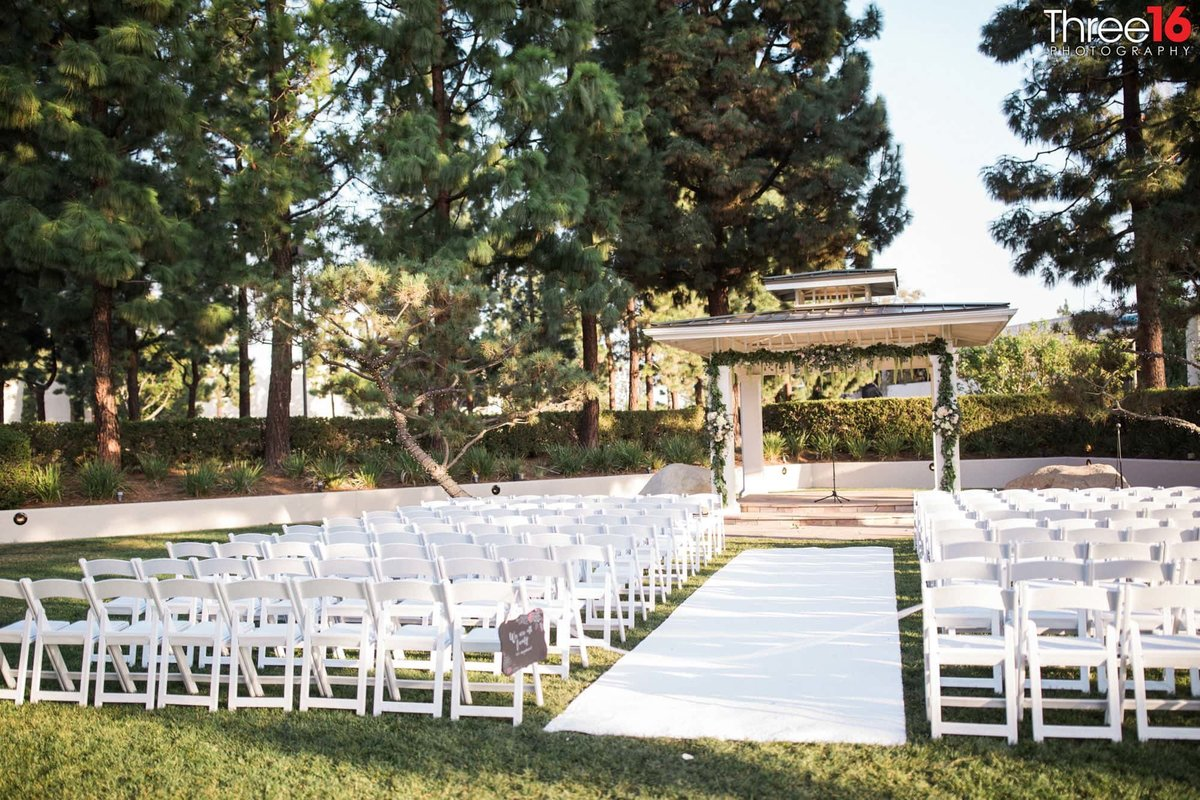 The Turnip Rose Promenade ceremony location