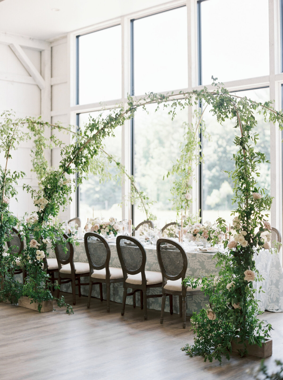 13 The Greenery Intimate Wedding with Always Yours Events 41