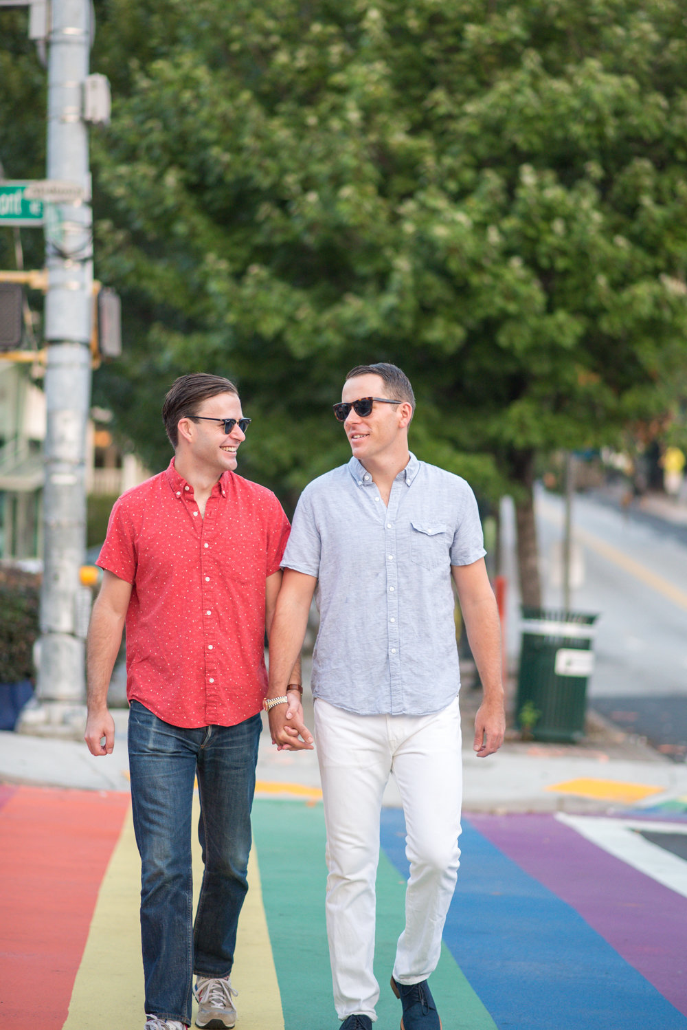 Gay Engagement Session Atlanta Georgia Wedding Photographer-5