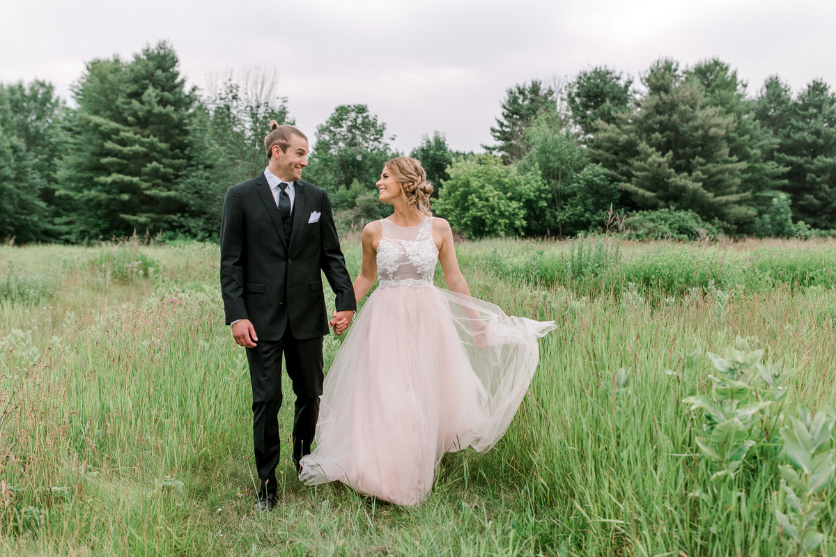Lauren Baker Photography Minneapolis St Paul Twin Cities Wedding Senior Photographer bride and groom Bayfield, WI