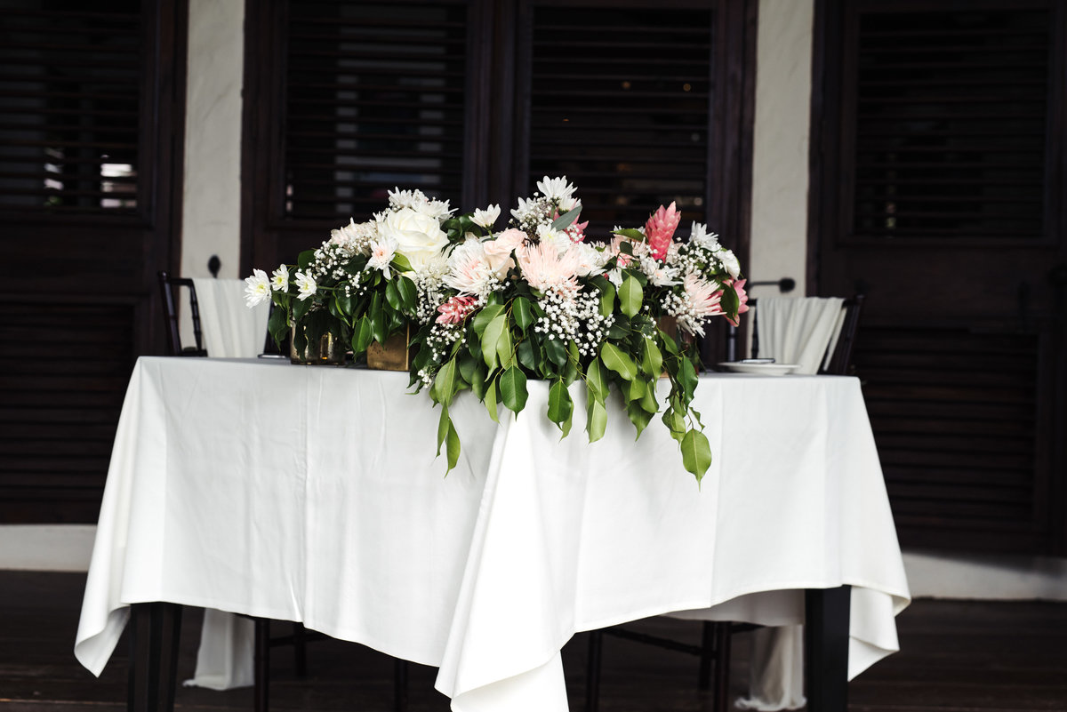 Cap Maison St Lucia Destination Wedding - 090