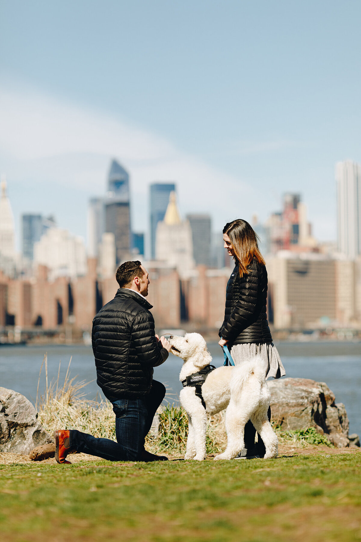Williamsburg Proposal Photos - NYC Proposal Photographer