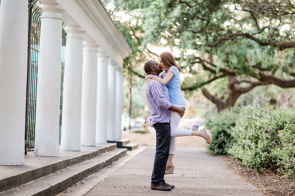 Forsyth Park proposal