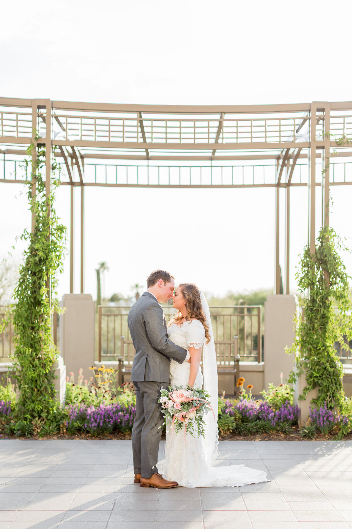 FAVORITESBrett and Natalie Tucson LDS Temple Wedding 1050