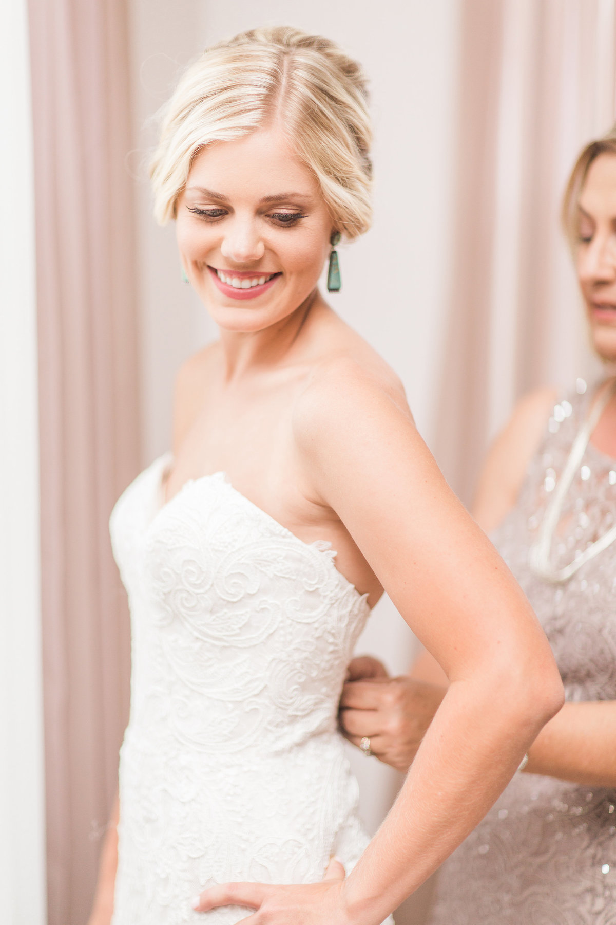 Ardmore Convention Center Wedding Bride