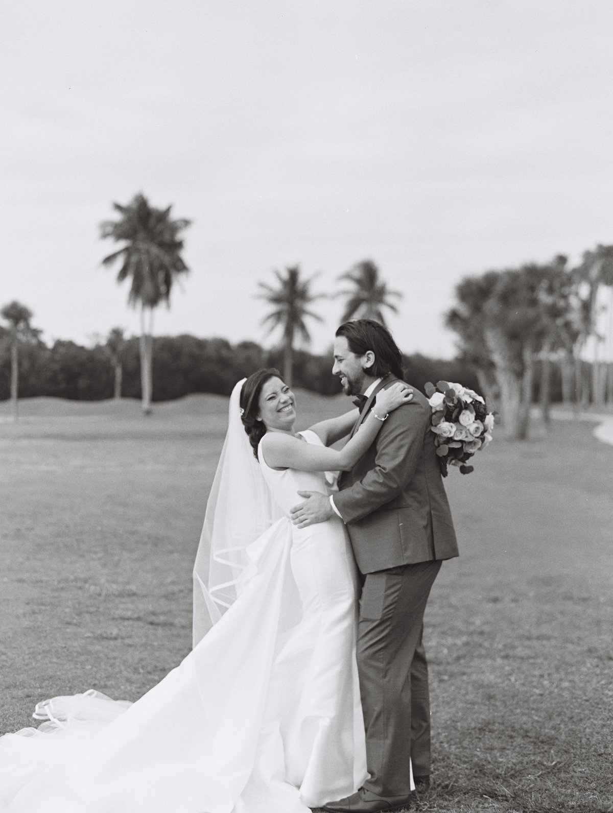 Miami Golf Course Wedding-24