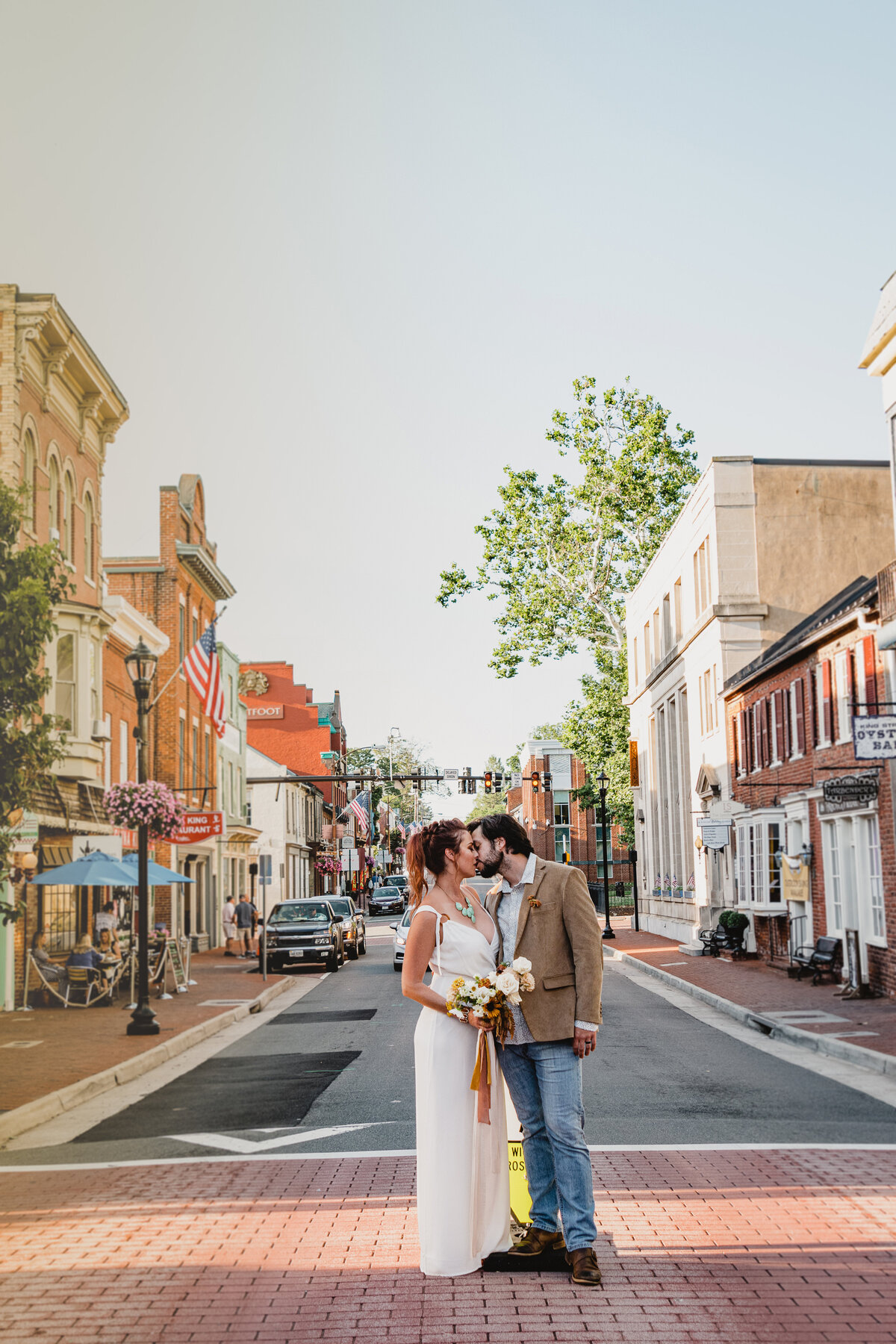 Weddings in Downtown Leesburg