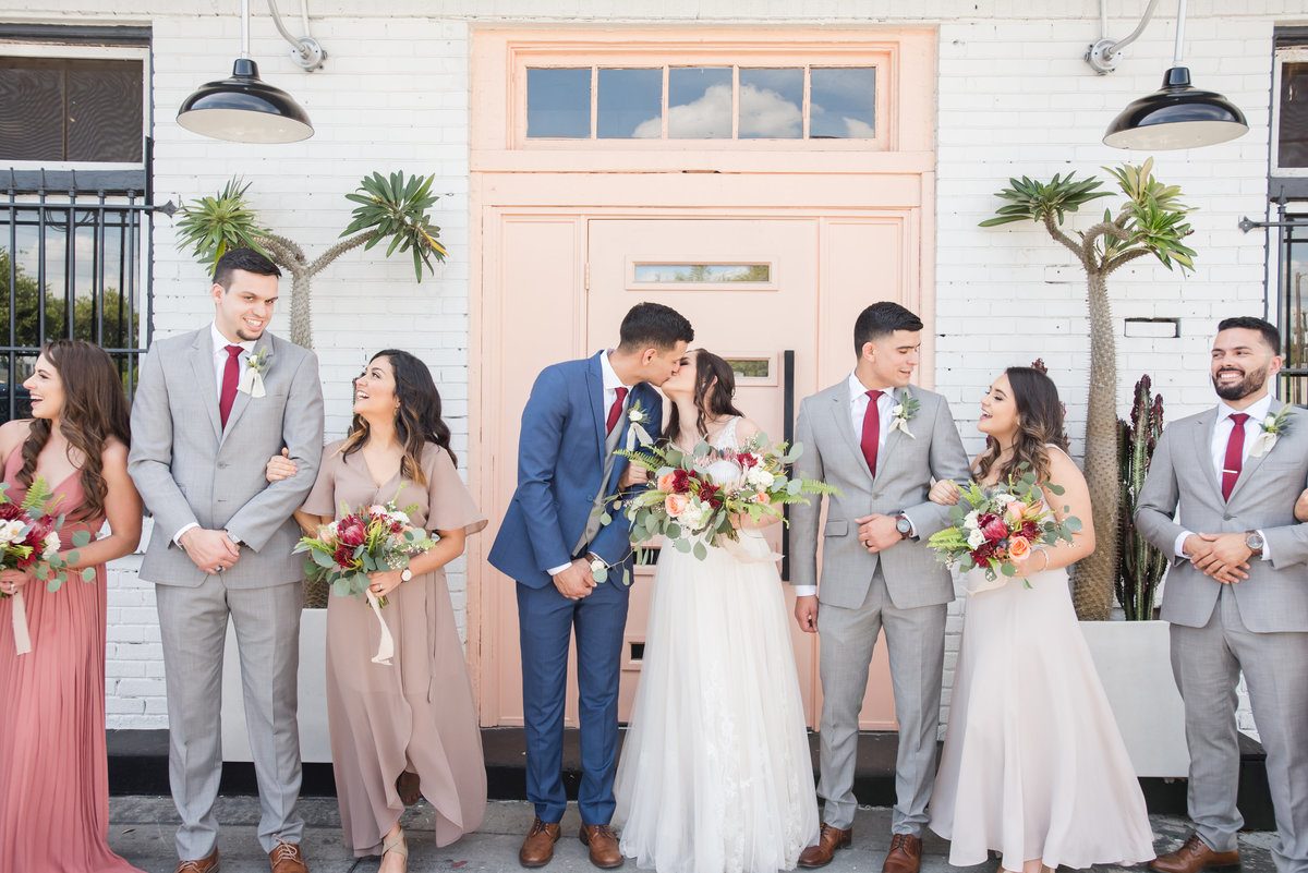 Tampa boho wedding at Fancy Free Nursery 41