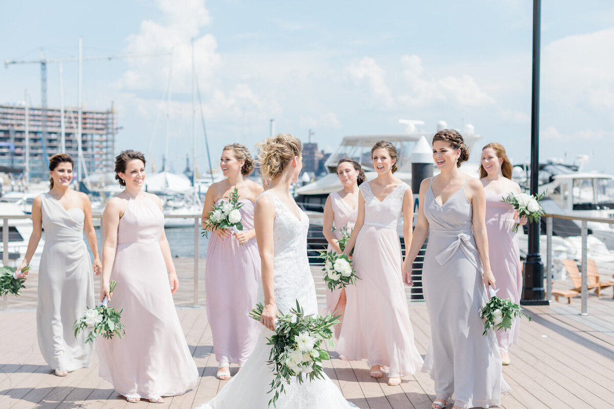 Julia+Jon Summer Baltimore Wedding Bridesmaids-3178
