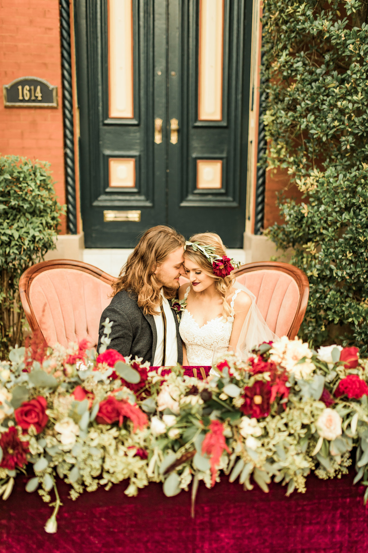 Fall Boho-Inspired Styled Shoot Lafayette Square Historic District  St. Louis, Missouri  Allison Slater Photography  Wedding Photographer234