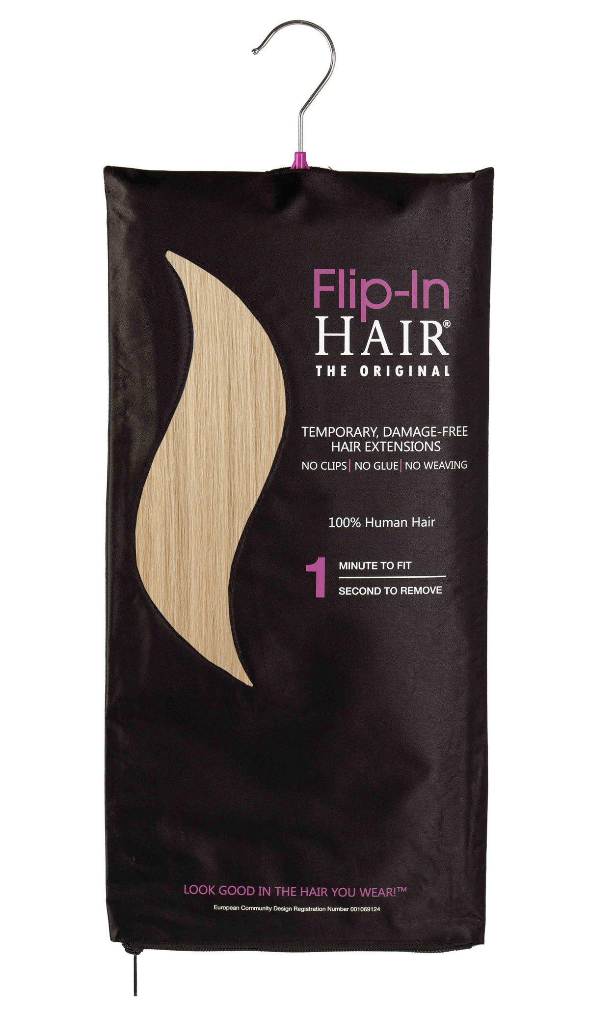 Flip-In Hair Original 613