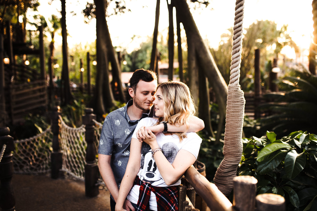 Ally & Brett's Disney Engagement Session (220 of 243)