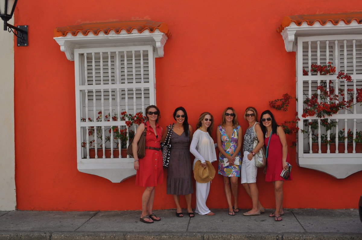 Cartagena Girls Trip 3