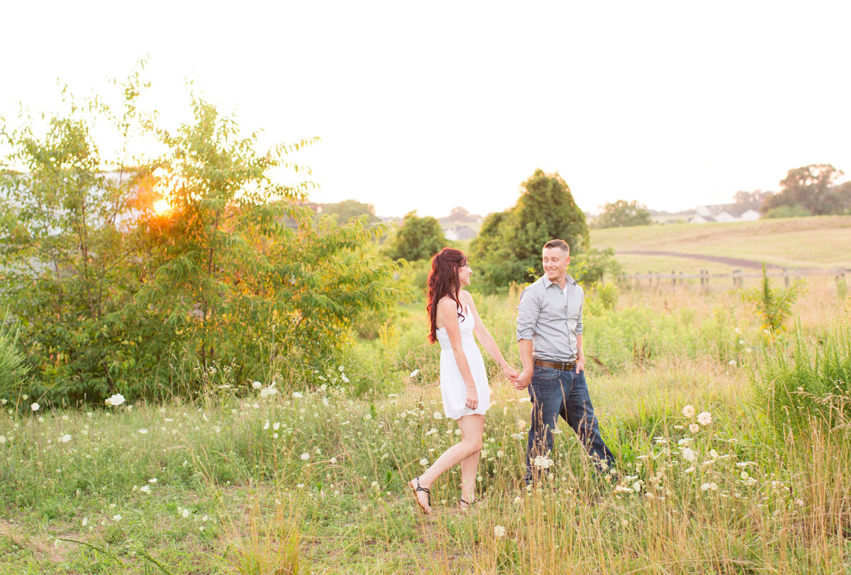 Stafford and Fredericksburg engagement by Marie Hamilton Photography