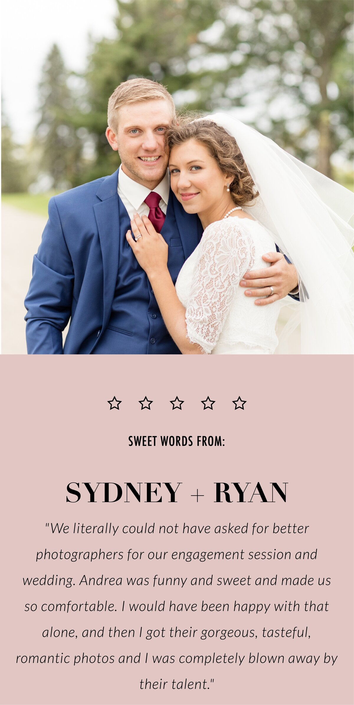 Sydney and Ryan review-mobile