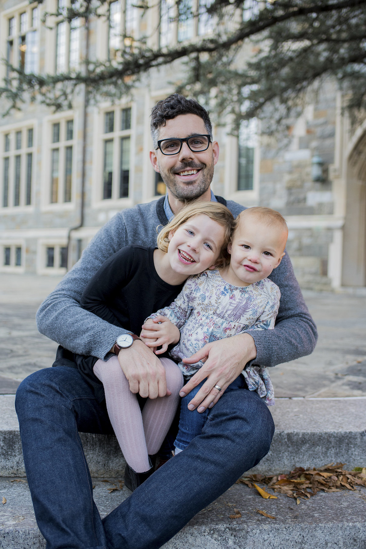 Georgetown University Family Session