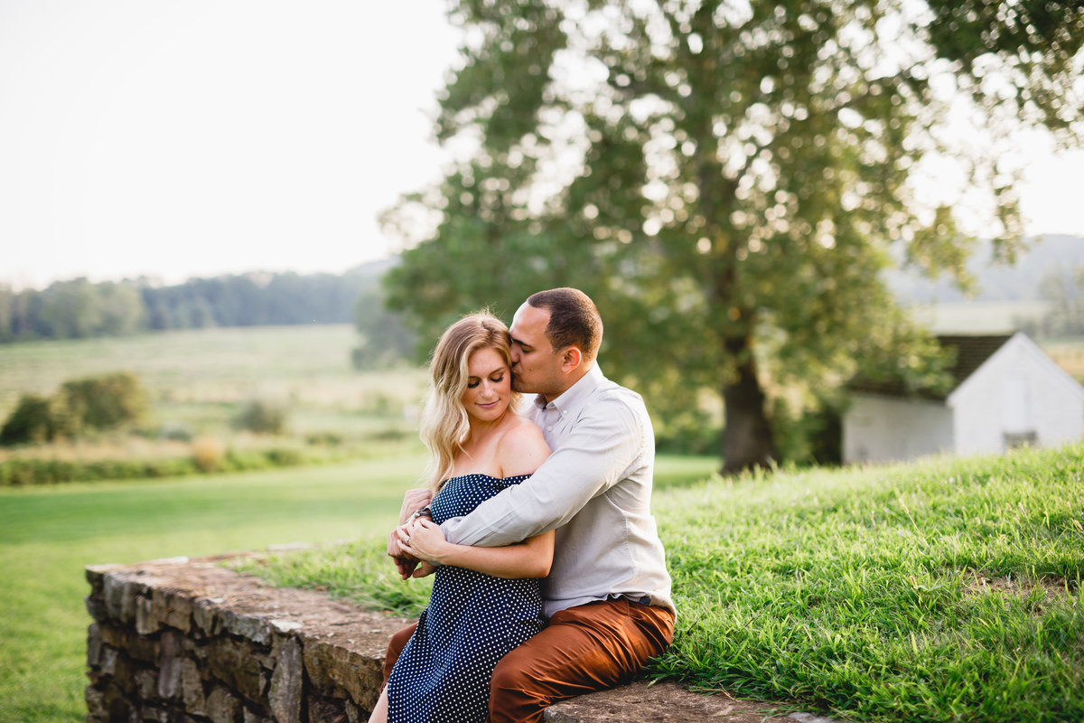 Valley Forge Park Engagement Session Photography 25