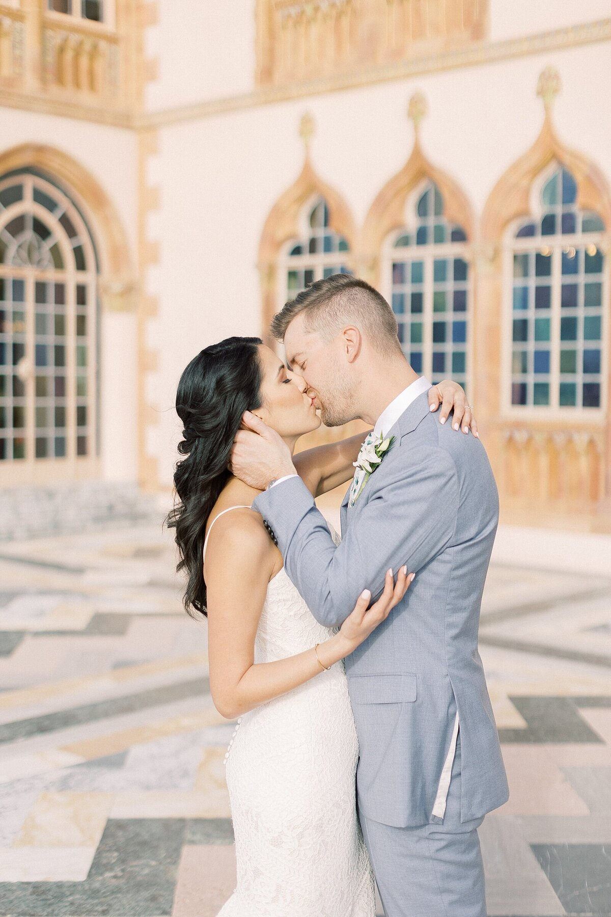 Williams-Siesta Key Florida Ringling Museum Wedding Casie Marie Photography-381