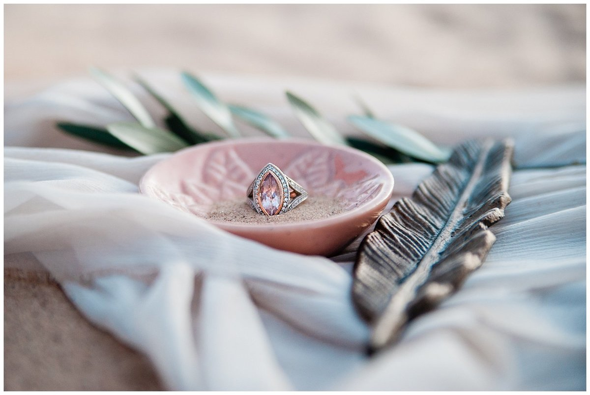 Glamis Desert Bohemian Wedding Styled elopement southern california sand dunes photo058