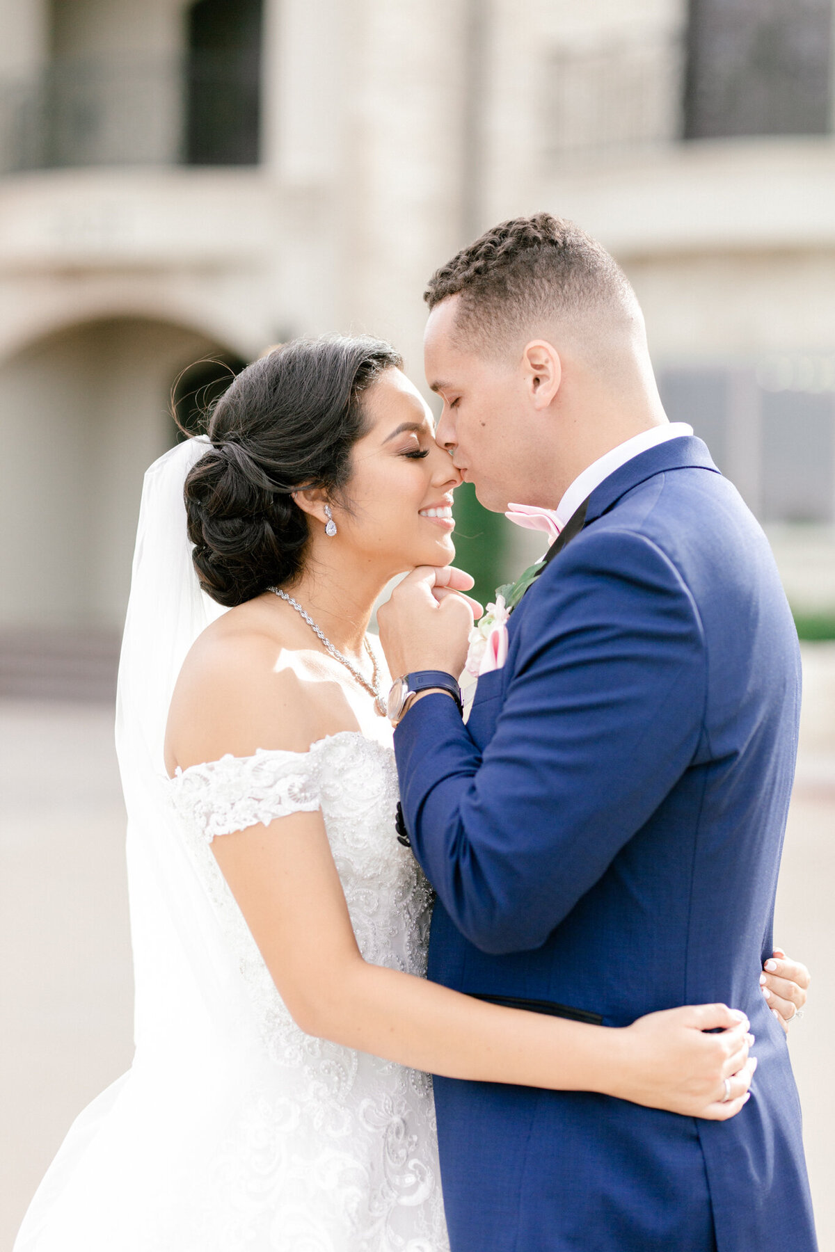 Jasmine & Josh Wedding at Knotting Hill Place | Dallas DFW Wedding Photographer | Sami Kathryn Photography-88
