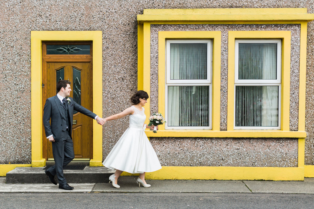 McGrorys Hotel Wedding - Kate + Dan