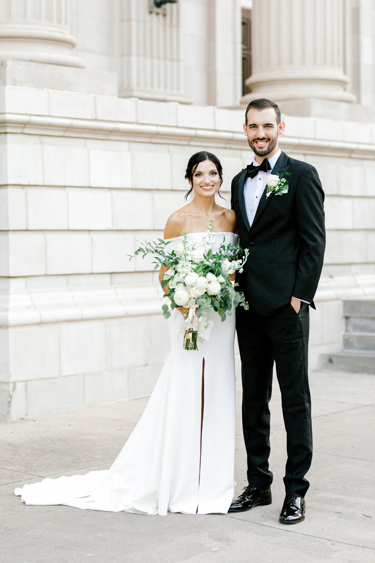 Hope & Zack's Wedding at the Carlisle Room | Dallas Wedding Photographer | Sami Kathryn Photography-1