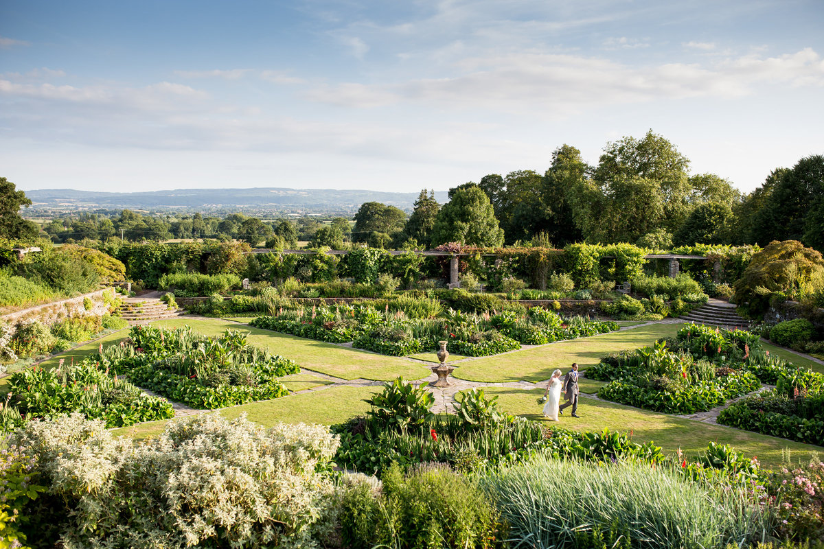 hestercombe gardens may wedding