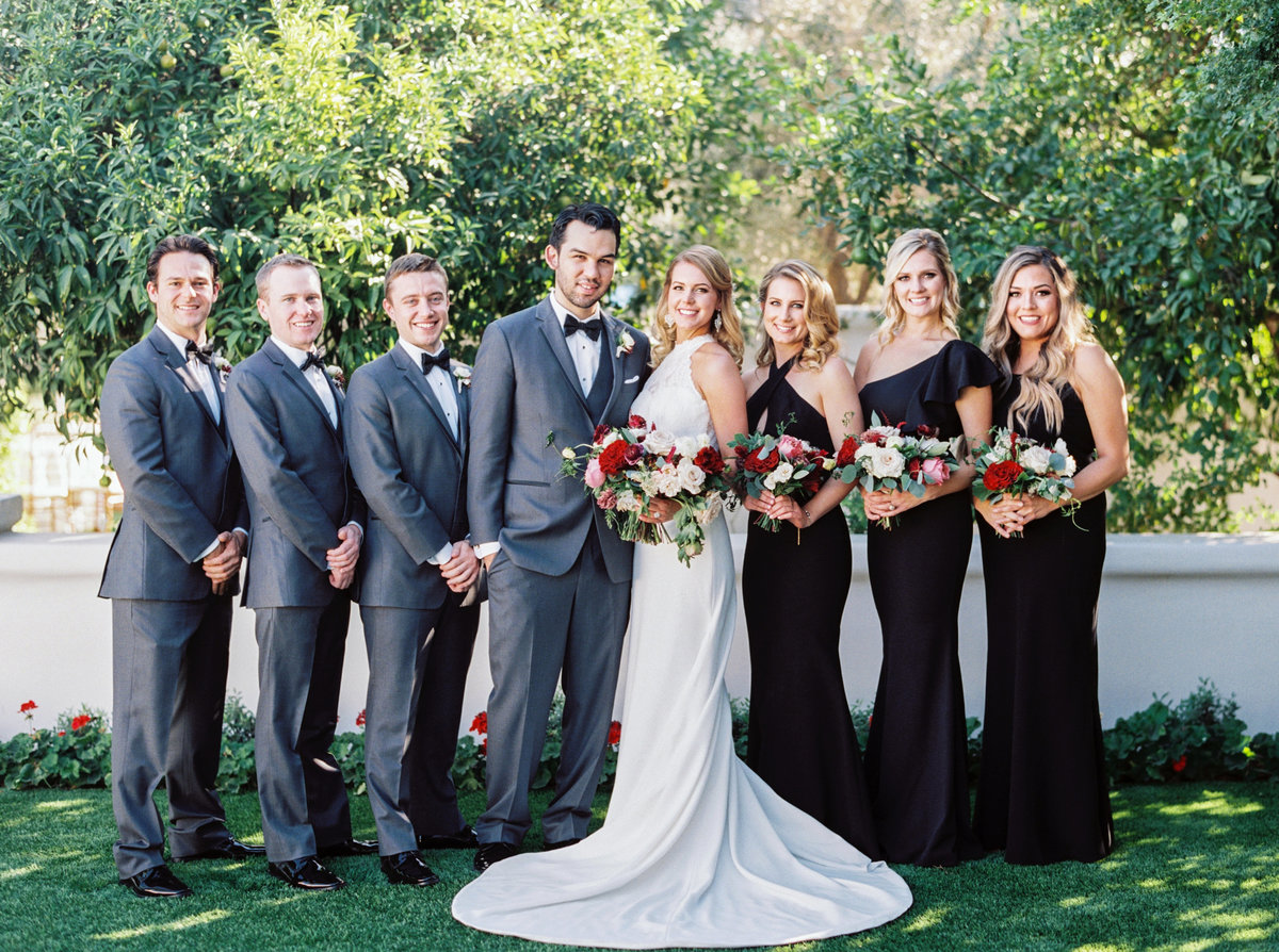 El Chorro Scottsdale Wedding - Mary Claire Photography-2-2