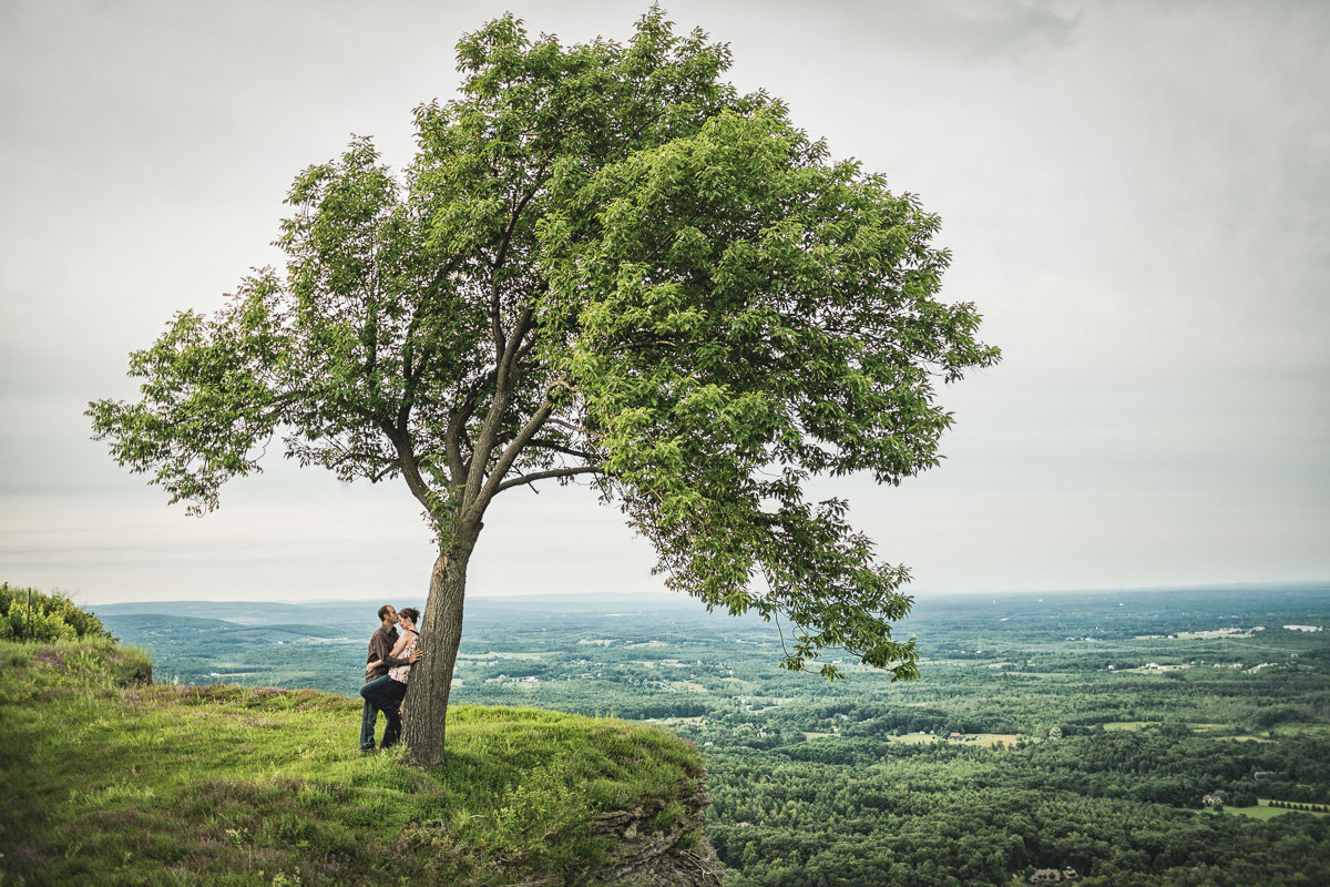Thacher State Park Engagement Session