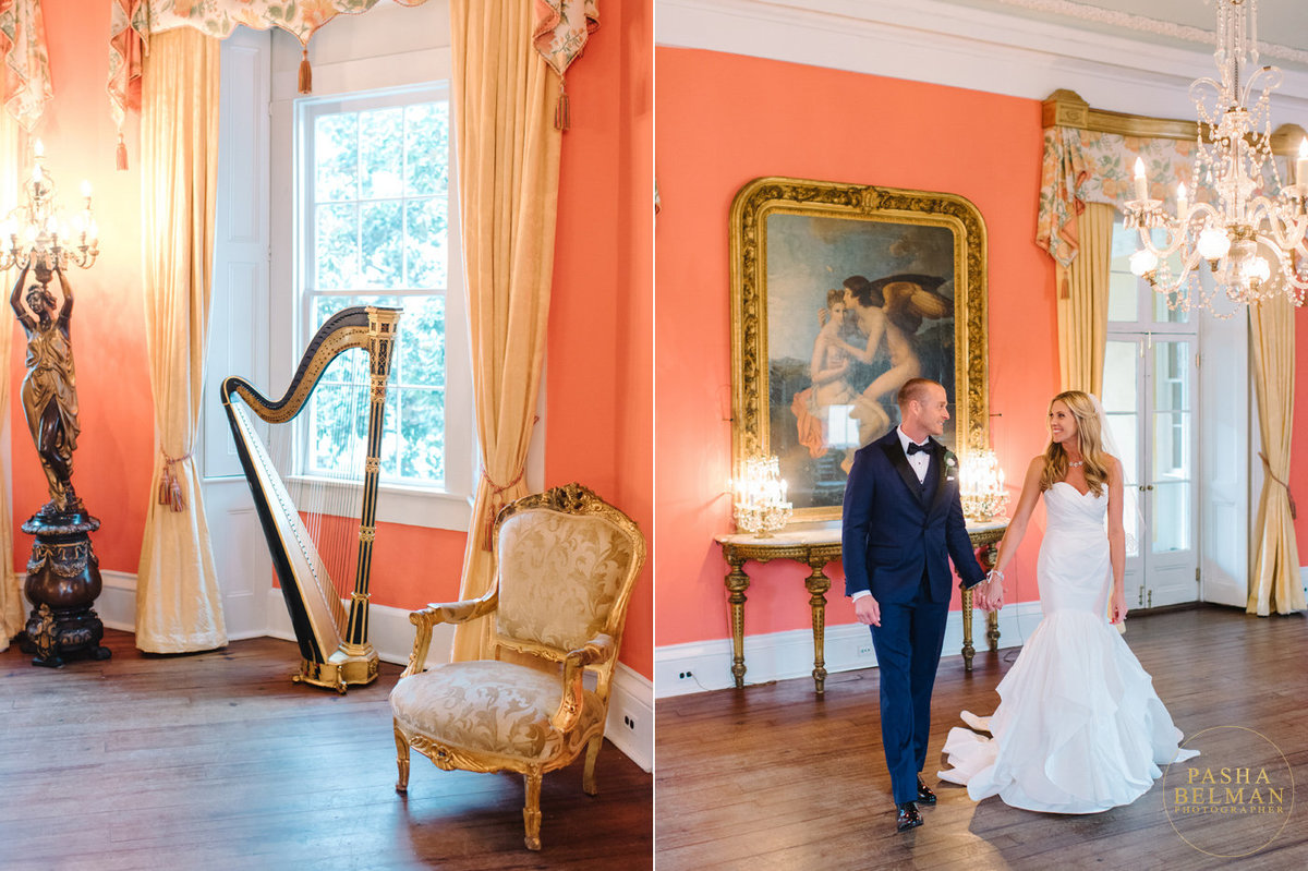 The William Aiken House | Patrick Properties | Event Venues in Charleston for Meetings, Luxury Wedding & Reception