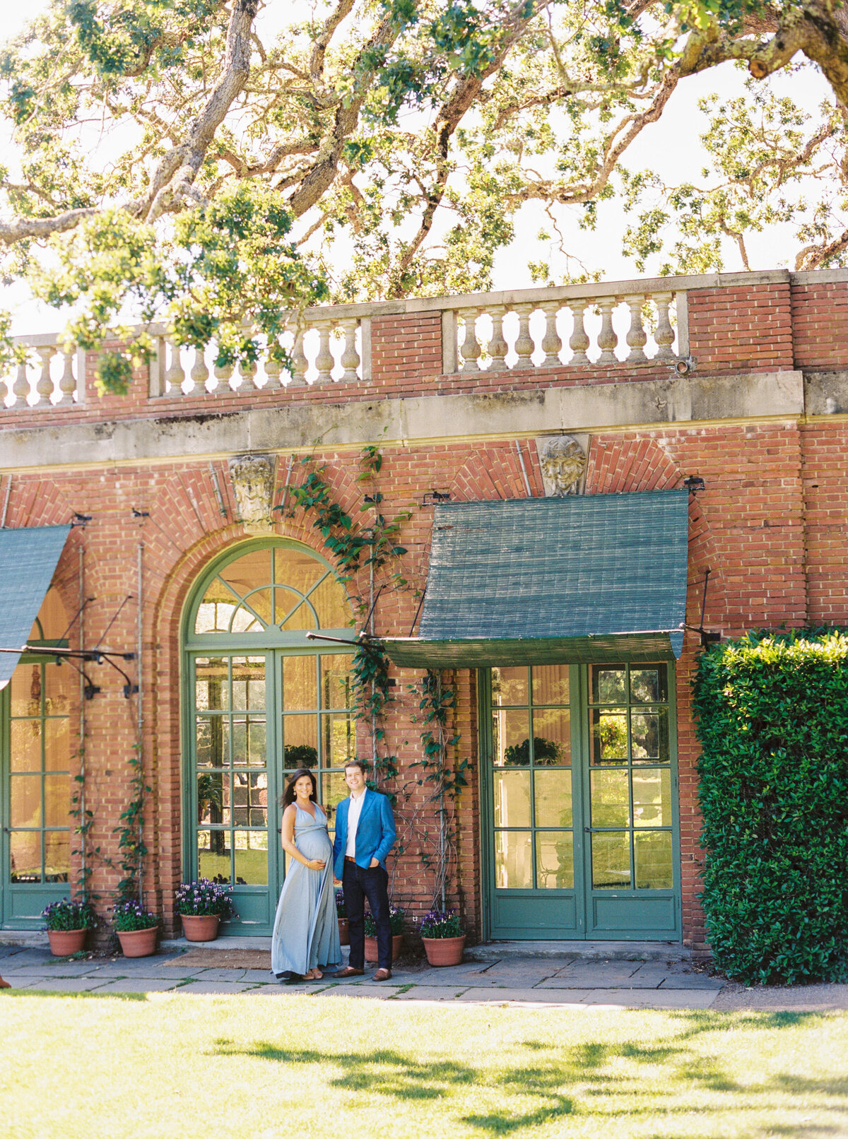 Olivia Marshall Photography-Filoli Maternity Photos-16