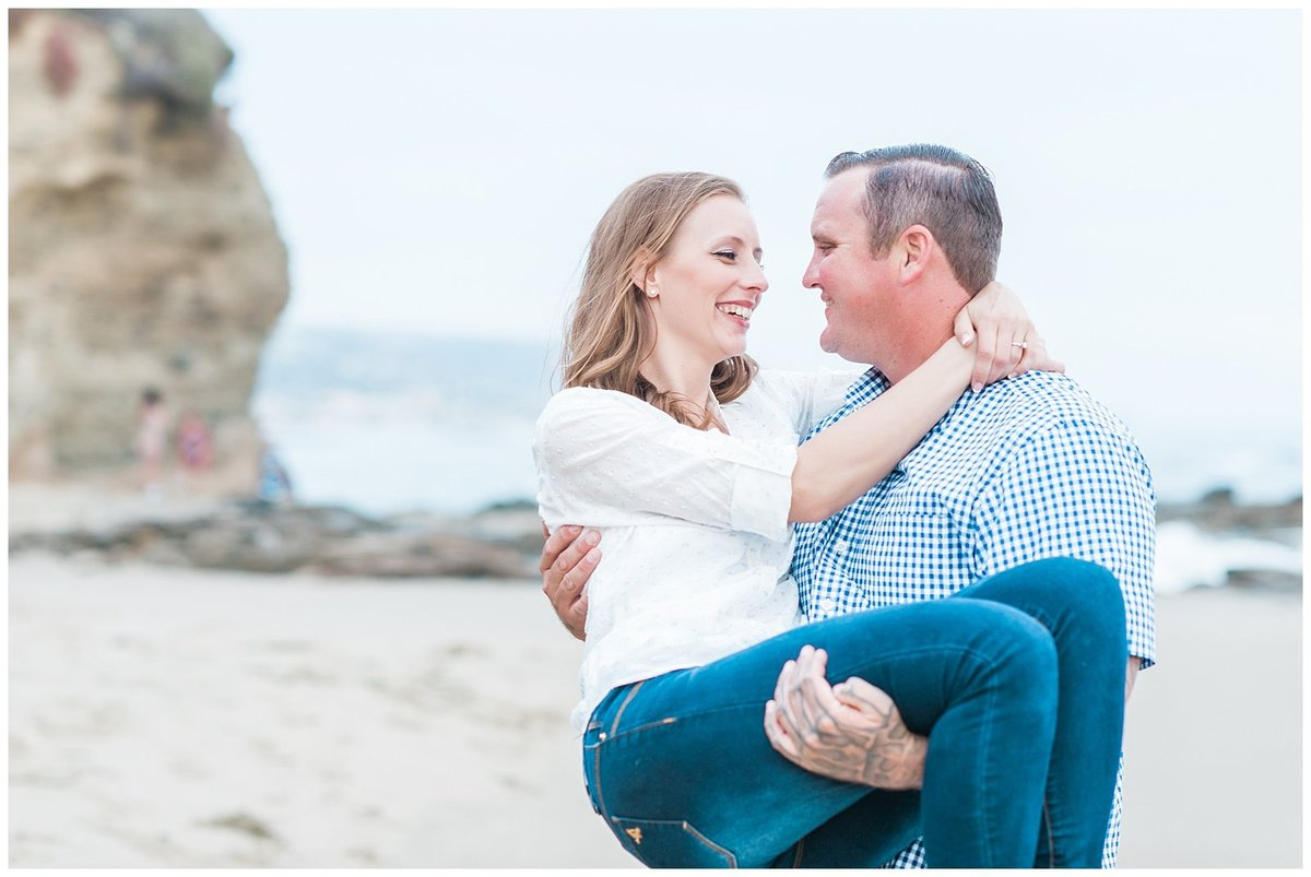 Laguna beach canyon engagement photographer wedding photo023