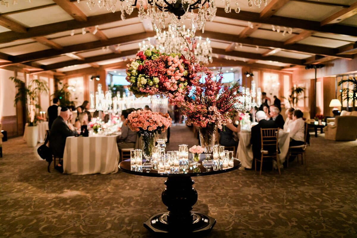 Colorful Beverly Hills Rehearsal Dinner-Valorie Darling Photography-0505
