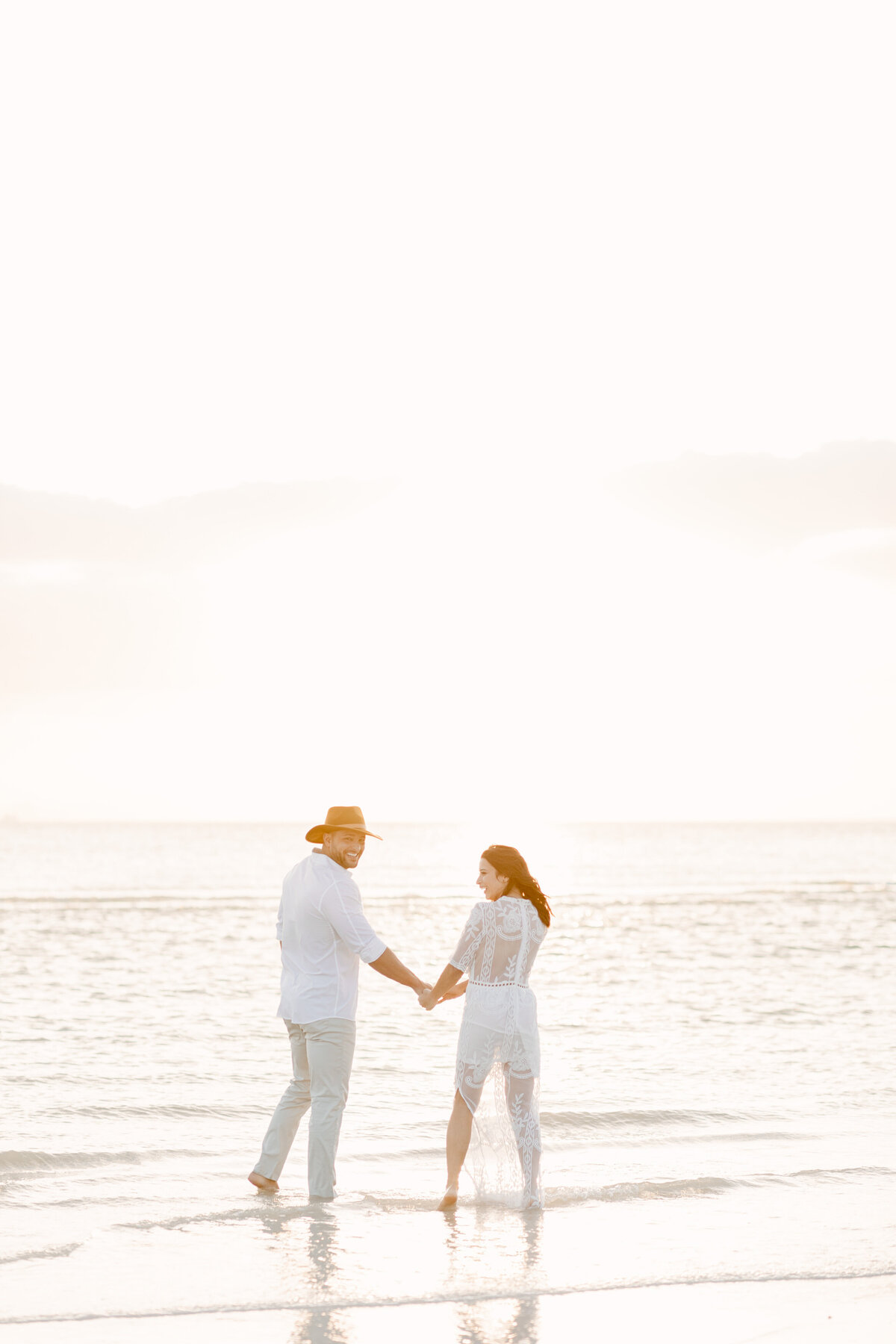 Beach Elopement in Saint Petersburg, Florida 37