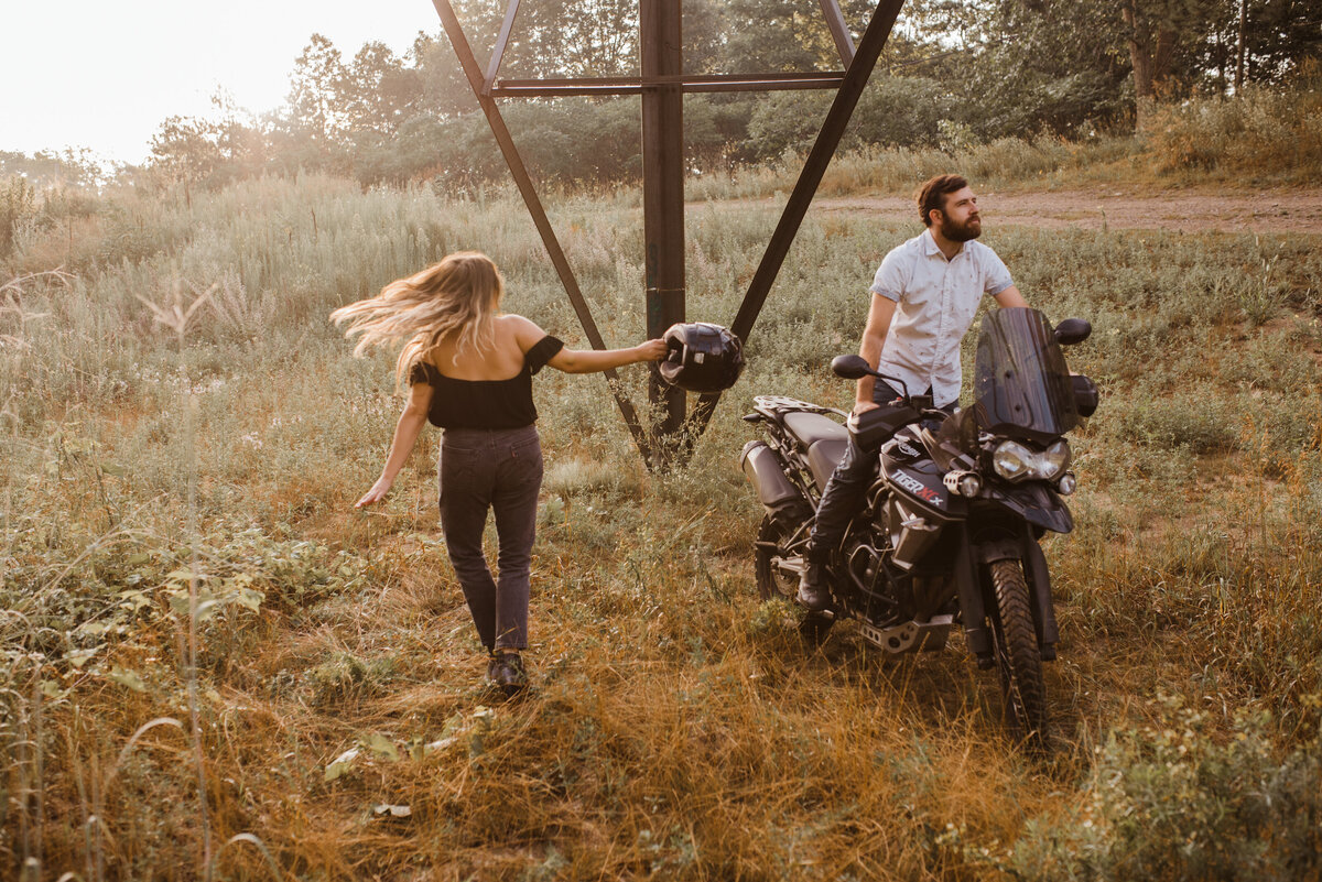 toronto-outdoor-fun-bohemian-motorcycle-engagement-couples-shoot-photography-36