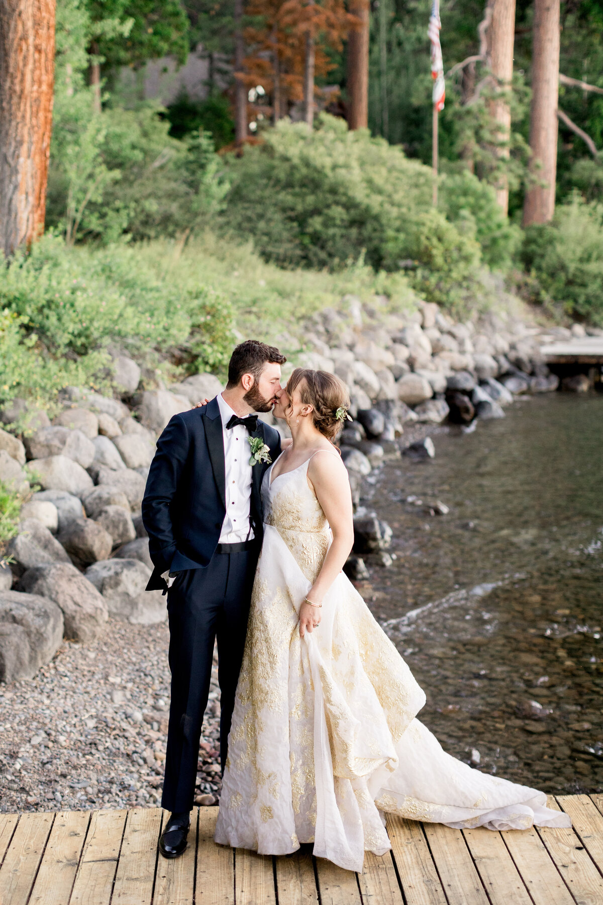 Sikora Events Lake Tahoe Wedding Gatekeepers Museum Wedding