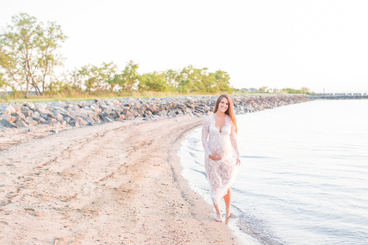 maryland-waterfront-maternity-session