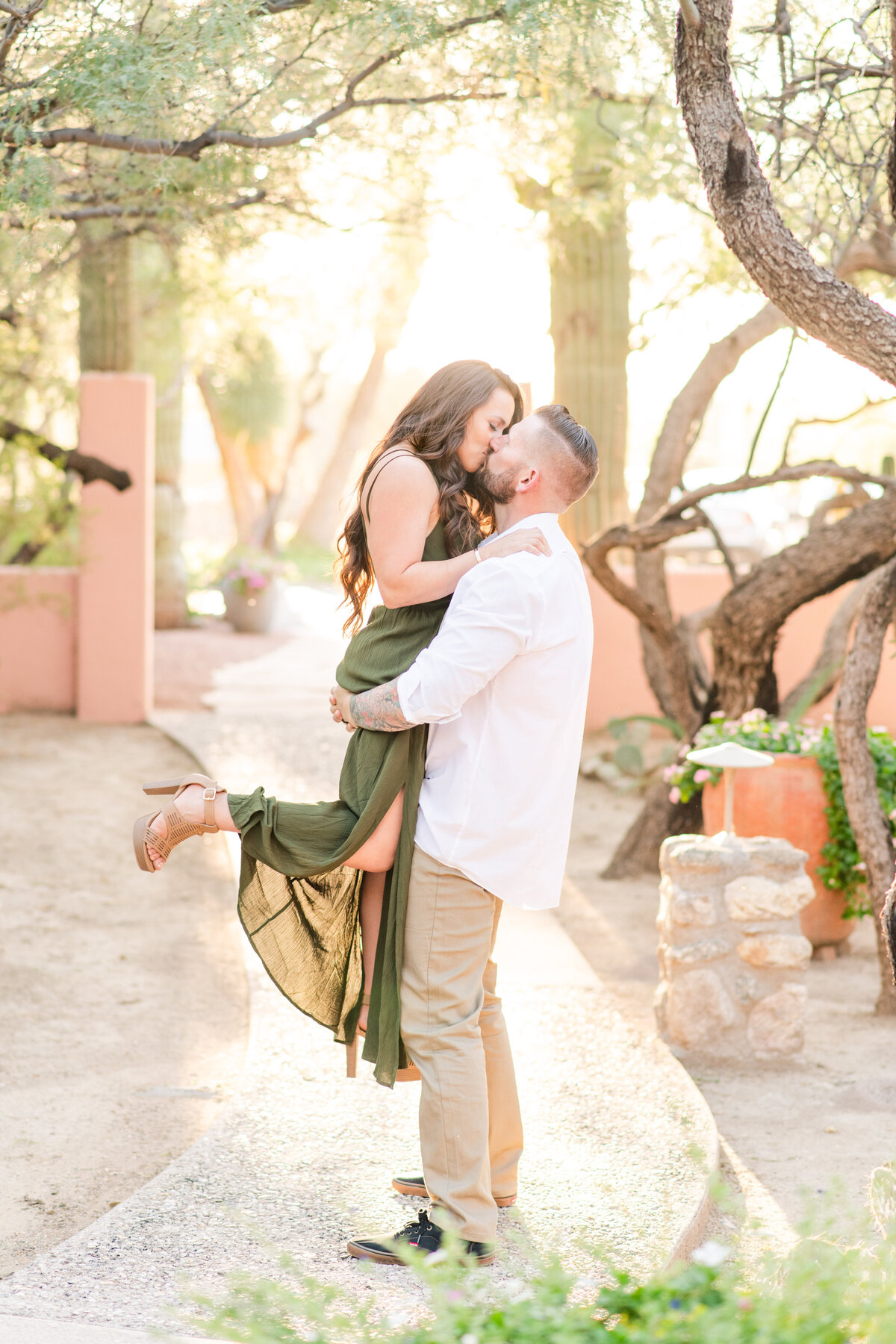 Tanque Verde Ranch Sweetheart Session Tucson- 070