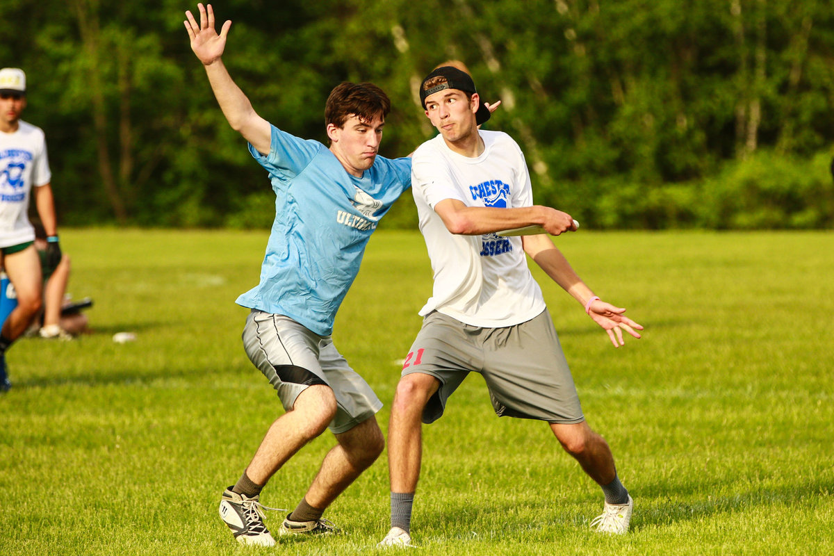 Hall-Potvin Photography Vermont Ultimate Frisbee Sports Photographer-3