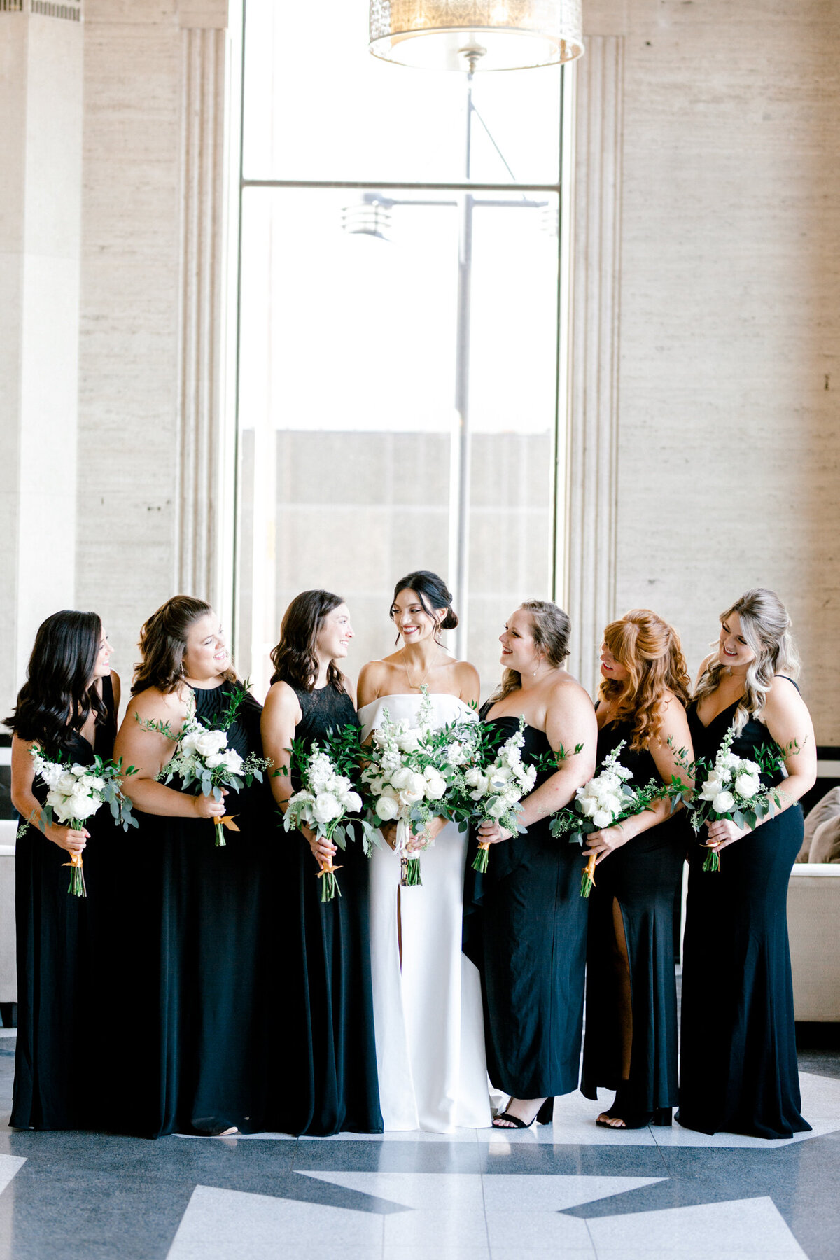 Hope & Zack's Wedding at the Carlisle Room | Dallas Wedding Photographer | Sami Kathryn Photography-41